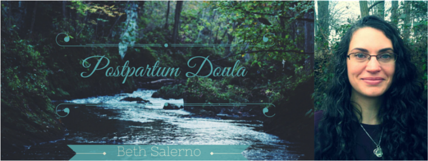 NJ Postpartum Doula, New Baby Help, Beth Salerno